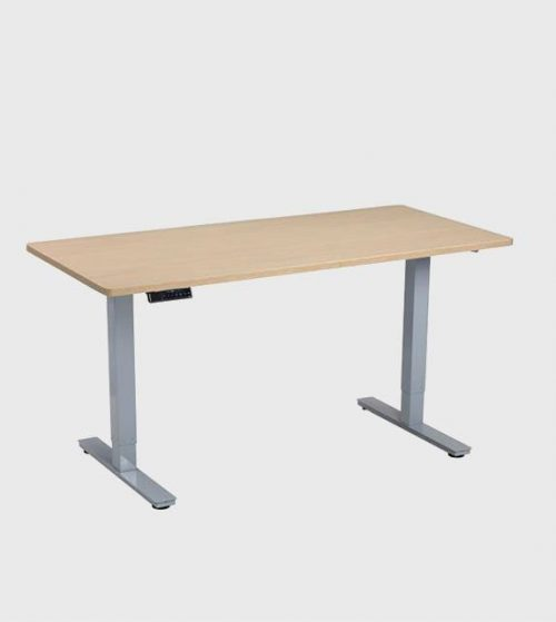 Standing Desk (H69-115cm) – 2 Jointed Dual Motored Standing Desk HK