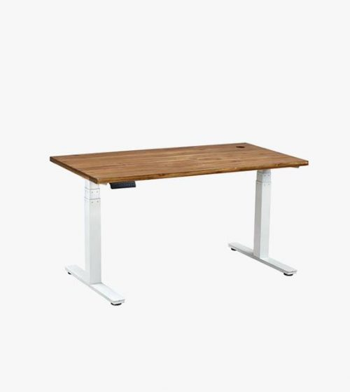Standing Desk  (H64-129cm) – 3 Jointed Dual Motored Ergonomic Desk with Table top