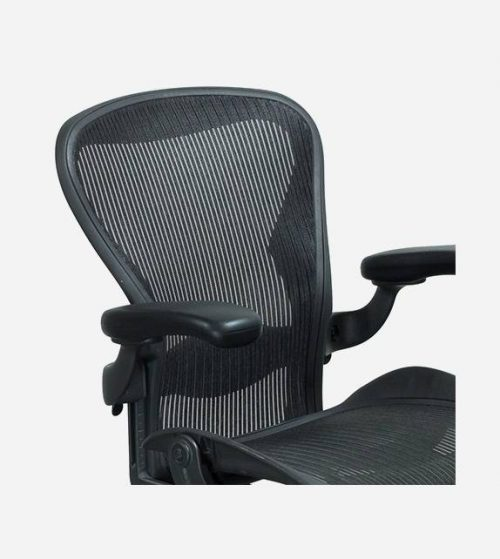 Used Herman Miller Aeron – Graphite