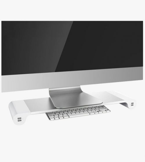 Monitor Stand with USB plugs