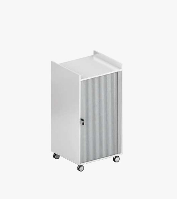 Pedestal Cabinet – Side-roller door