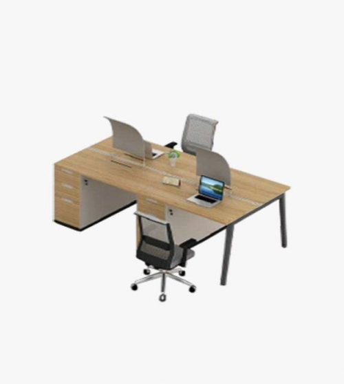 Office Desks with underdesk storage