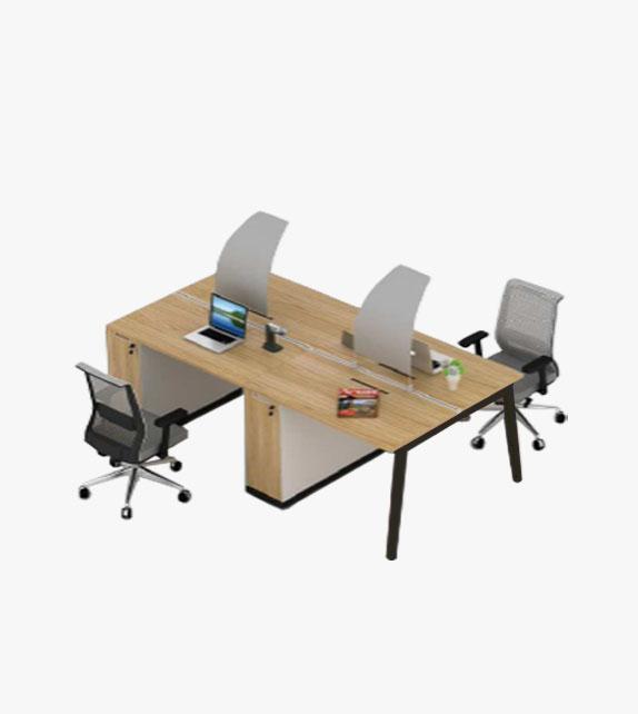 Office Desks with underdesk storage