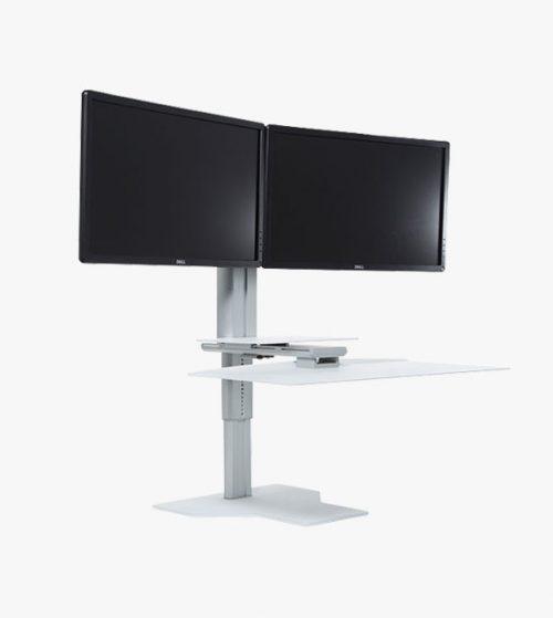 Uprite Ergo Dual Monitor