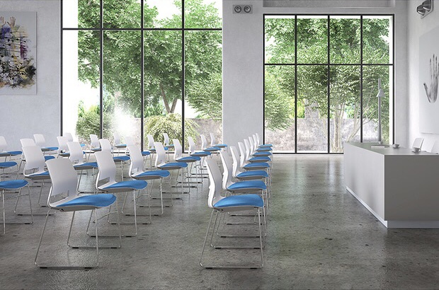 P4 Stack Chairs