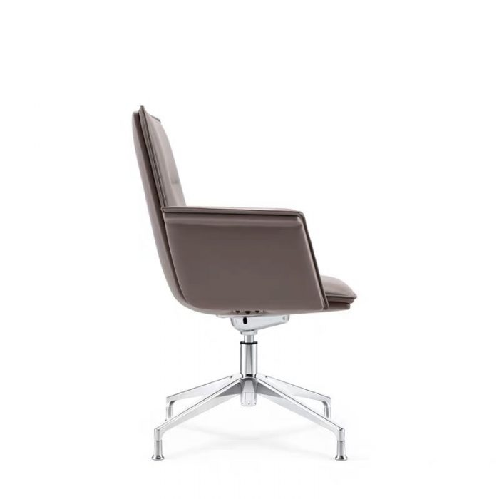 Flax Full Leather Executive Chair