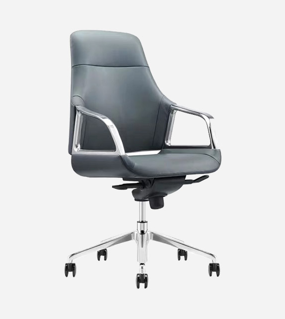 Foxy Full Leather Executive Chair