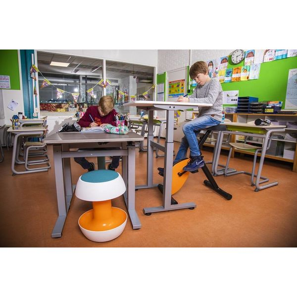 Student Sit Stand Desk