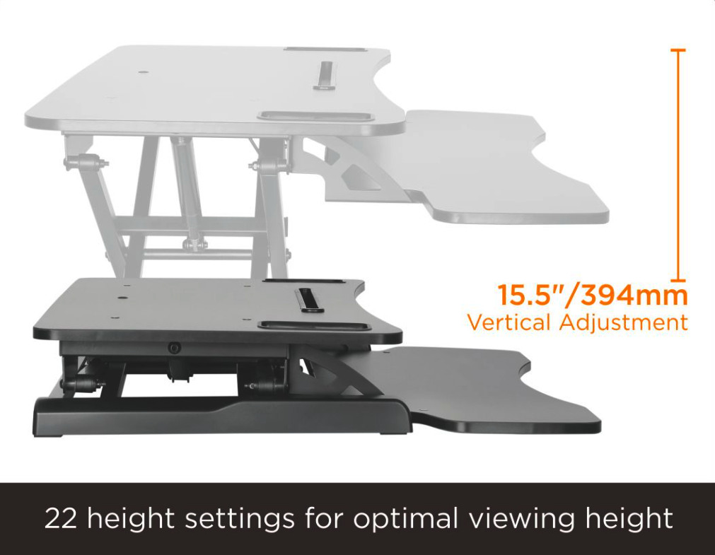 Elite Height Adjustable Converter