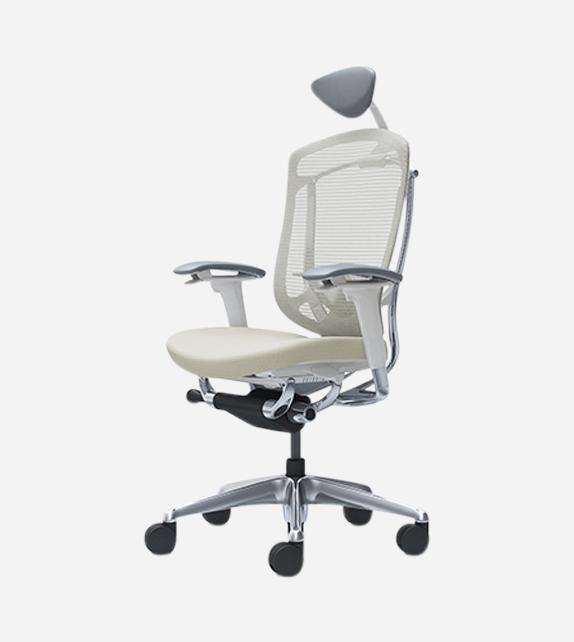 Okamura Contessa II – Mesh back with Foam Seat