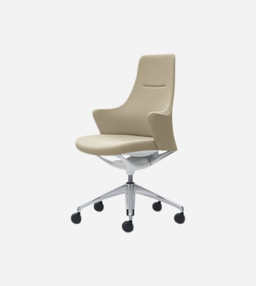 Okamura Lives Work Chair – High Back