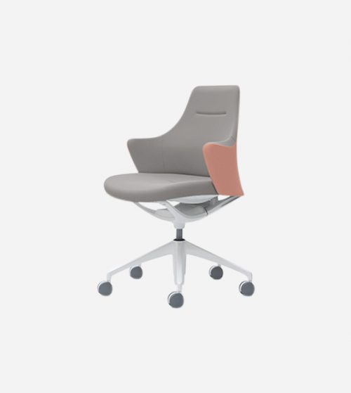 Okamura Lives Work Chair – Low Back