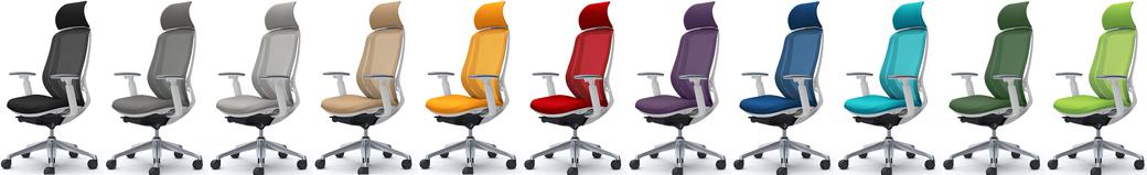 Okamura Sylphy Ergonomic Chair - Ergoseatings