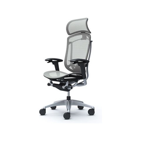 Okamura Contessa II Ergonomic Chair – Full Mesh Version