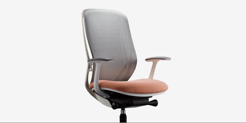 Okamura Sylphy Ergonomic Chair