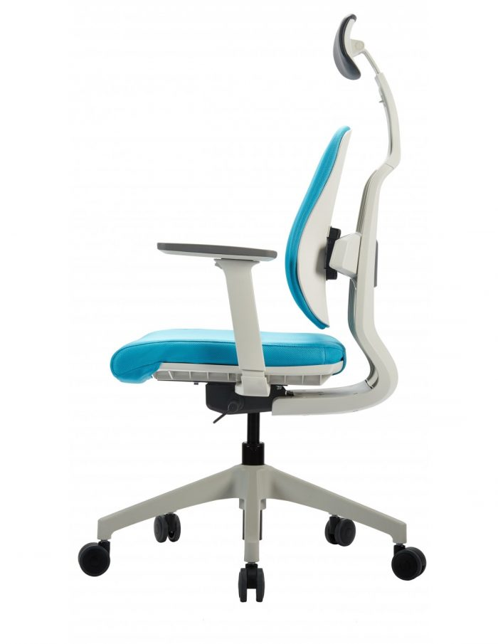 Duorest 2.0 Total Ergonomic Chair with Adjustable Headrest