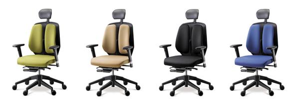 DUOREST Alpha A50H Ergonomic Chair Colors