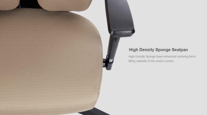 DUOREST Alpha A50H Ergonomic Chair