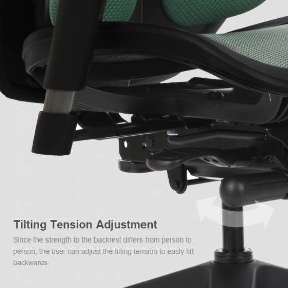 DUOREST Alpha A80H Ergonomic Chair